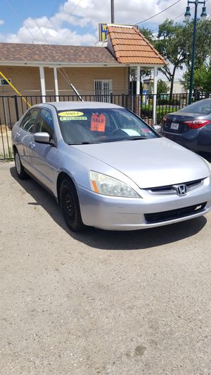 2003 honda accord for Sale in Lodi, CA
