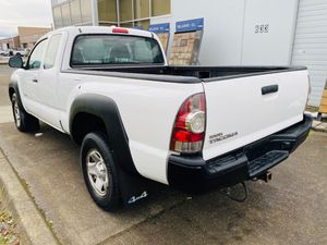 2010 Toyota Tacoma Access Cab 4x4 Manual for Sale in Kent, WA