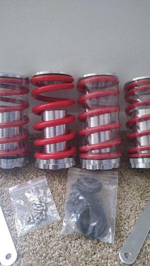 Adjustable Damper Coil Over Aluminum Sleeve Set for Sale in Bradenton, FL