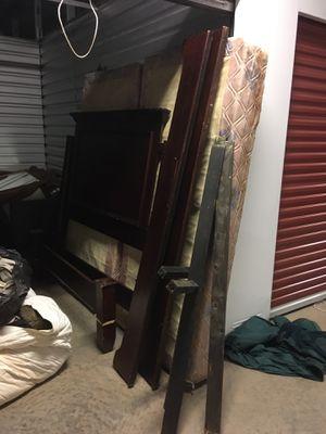 Queen Bed Frame! for Sale in Midlothian, VA