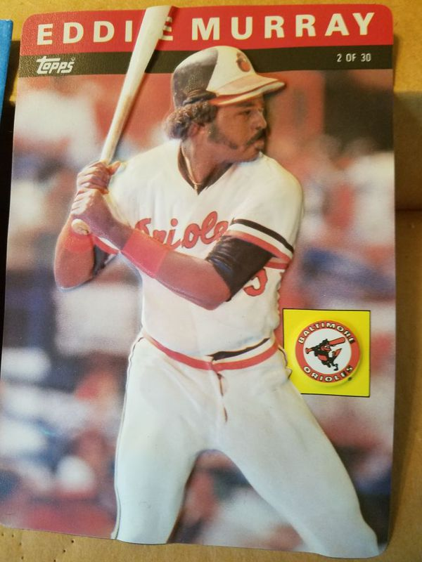 Topps 3 D Baseball Stars Card For Sale In Yuba City Ca Offerup
