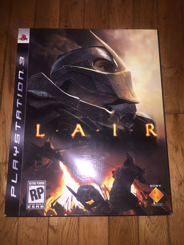 RARE lair Sony PlayStation 3 promotional pack