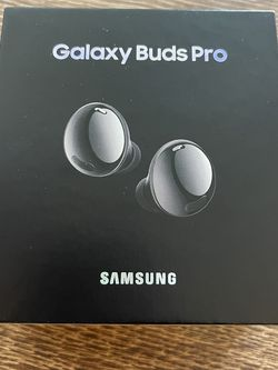 New Galaxy Buds Pro Black for Sale in Waltham,  MA