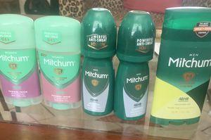 Mitchum deodorants for Sale in San Antonio, TX