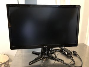 cer G227HQL Abi 21.5-Inch LED Back-Lit (1920 x 1080) Widescreen Display for Sale in Springfield, VA