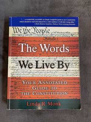 The Words We Live By - Monk for Sale in Costa Mesa, CA