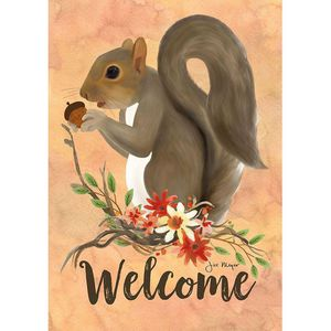 Garden Flag- NEW- Farm Barn Country Welcome Squirrel 🐿 for Sale in Kannapolis, NC