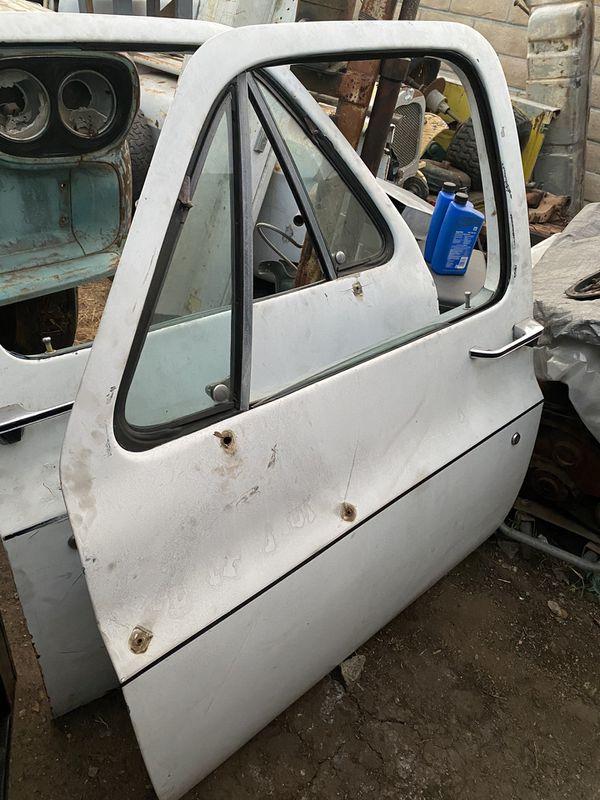 1973-1980s c10,c20,c30 complete doors un cut!!! OEM