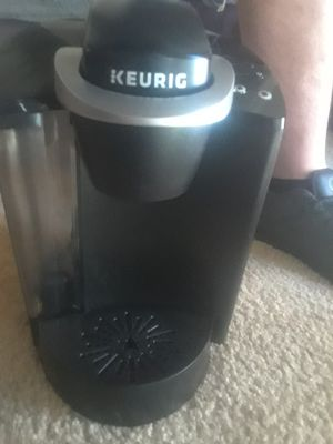 Keurig K-Classic K55 Single Serve K-Cup Pod Coffee Mak. for Sale in Vancouver, WA