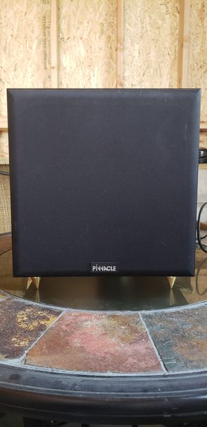 Pinnacle Digital Sub 100 for Sale in Tacoma, WA