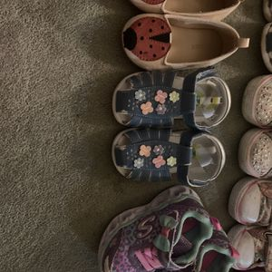 Toddler Girl Shoes for Sale in Pleasanton, CA