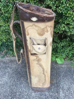 Vintage golf bag for Sale in Glenshaw, PA