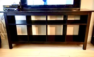 GREAT DEAL! TV Stand Cubbies Shelves Storage Console Entry Organizer for Sale in Scottsdale, AZ