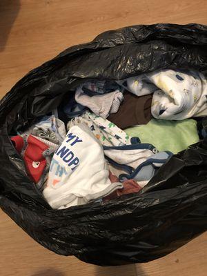 Newborn/ 0-3 months baby boy clothes for Sale in Norfolk, VA