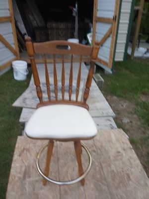 Really nice bar high stool no issues for Sale in Landis, NC