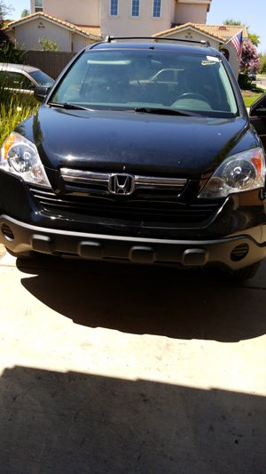 Honda CRV 2009 4x4 ONLY HAVE 90.000 miles it is salvage title for Sale in Rancho Cordova, CA
