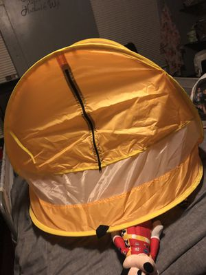 Infant beach tent for Sale in Winter Hill, MA