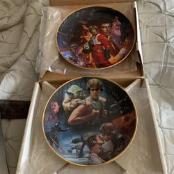 Star Wars Plates for Sale in Pickerington,  OH