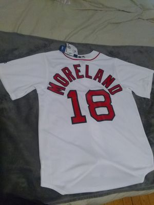 MED #18 Moreland Boston Red Sox official Major League Baseball player Jersey for Sale in Boston, MA