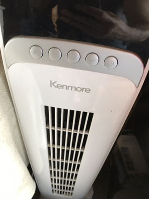 Kenmore tower fan works perfect for Sale in Waterford Township, MI