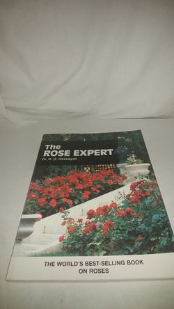 The Rose Expert by Dr. D. G. Hessayon 1999 GC for Sale in La Habra Heights,  CA