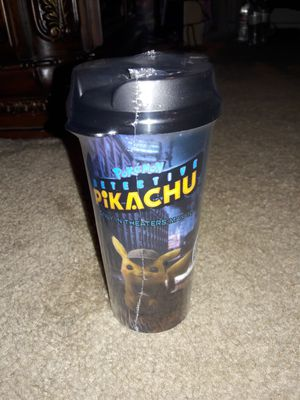 Detective Pikachu Tumbler Cup for Sale in Austin, TX