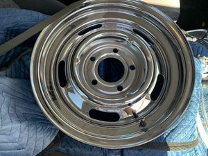 "Rally wheels 15""x 6"" for Sale in Sanger, CA"