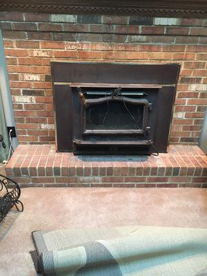 Fireplace Insert. Free for Sale in Chesapeake, VA