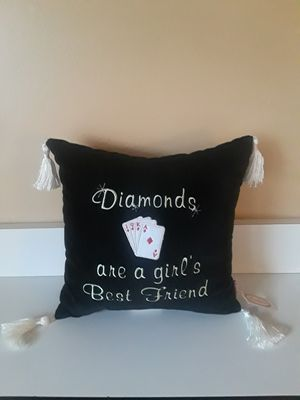 Decrotive Pillow for Sale in Flossmoor, IL
