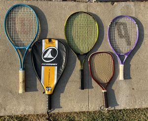 Tennis Rackets (Fantastic Condition‼️) for Sale in City of Industry, CA