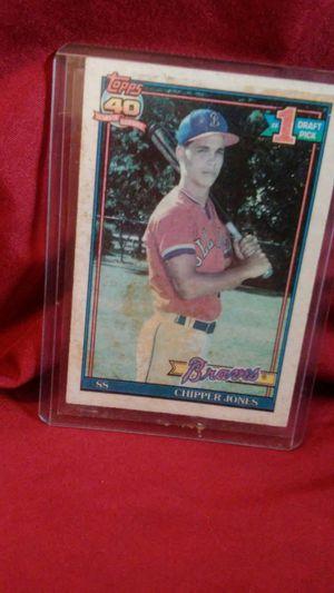 Baseball Card for Sale in Harrisonburg, VA