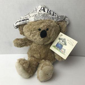 Boomerang Bear Teddy Bear Plush Stuffed Animal for Sale in Avon Lake, OH
