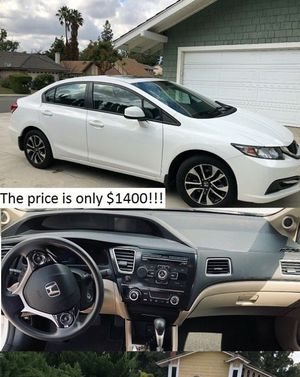 Only$14OO Honda Civic 2O13 for Sale in Houston, TX