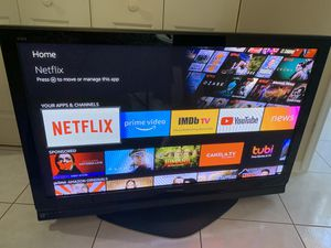 "Panasonic 50"" HD Plasma TV for Sale in NEW PRT RCHY, FL"