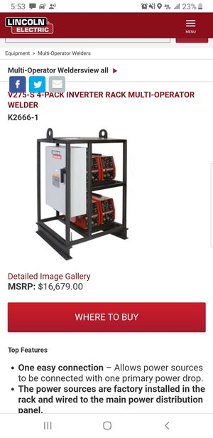 Welding machine for Sale in Corona, CA