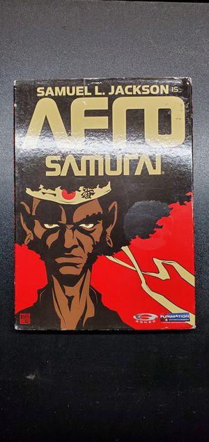 Afro Samurai DVD for Sale in Lathrop, CA