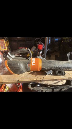 Word 20v leaf Blower for Sale in Ontario, CA