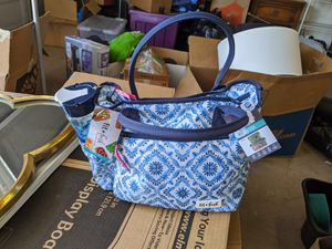 Lunchbox with water bottle and storage containers for Sale in La Mesa, CA
