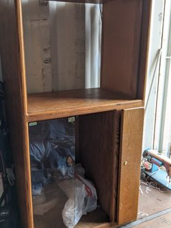 Entertainment Center, Storage, Media Cabinet, Future Bar for Sale in Roy,  WA