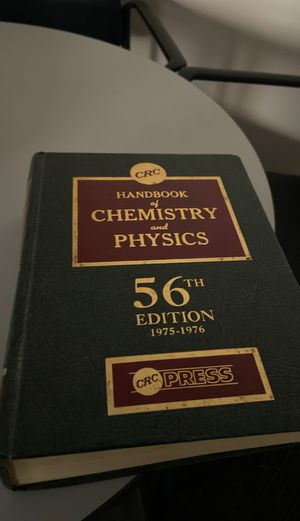 Handbook of chemistry for Sale in Cleveland, OH