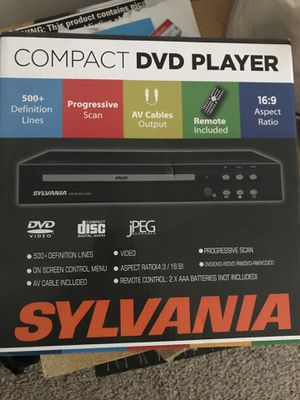 DVD player for Sale in Kenosha, WI