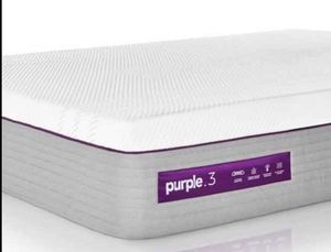 Purple .3 full size mattress, like new for Sale in Abilene, TX