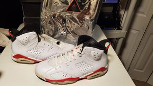 Air Jordan 6 Infrared pack 2010 size 11 NEW for Sale in Austin, TX