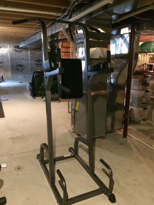Vertical Knee Raise/Chin Up/Pull Up Bar for Sale in Sewickley, PA