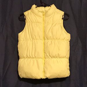 OLD NAVY-kids XL(14/16)-NEON YELLOW-Snow Vest for Sale in Las Vegas, NV