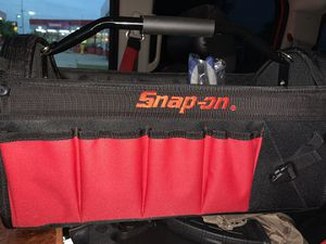 Snap on tool bag for Sale in Wichita, KS