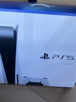 PlayStation 5 (PS5) Disc Console Brand New for Sale in Lilburn,  GA