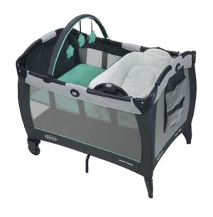 Baby girl crib brand new never slept in it for Sale in Philadelphia, PA