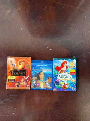 Limited/Special Edition Disney Classics for Sale in Greenville, SC