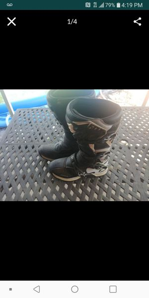 Fox Comp 5 Motocross boots for Sale in Las Vegas, NV
